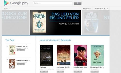 Erfreulich: Googles neuer E-Book-Store verkauft das Schwarzbuch WWF
