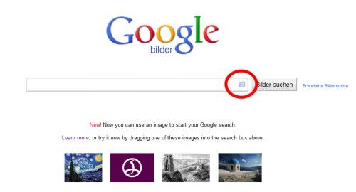 Genial: Googles neue Suche sagt euch, was auf einem Bild zu
