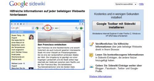 Google tötet Sidewiki, das Kommentare einst revolutionieren sollte