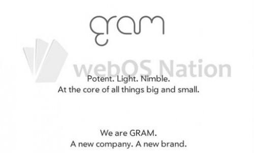 Gram: Was von Palm und WebOS noch übrig ist, wird eine neue Firma