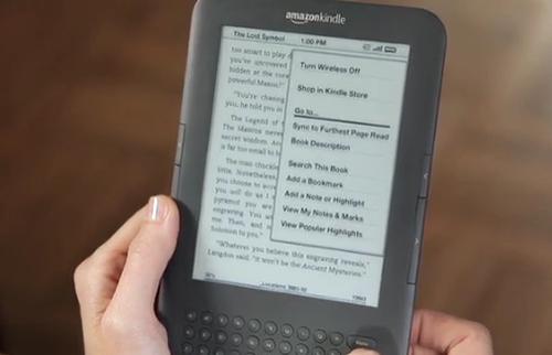 Amazons Super-Reader: Kindle jetzt noch flacher, schneller, besser - und günstiger