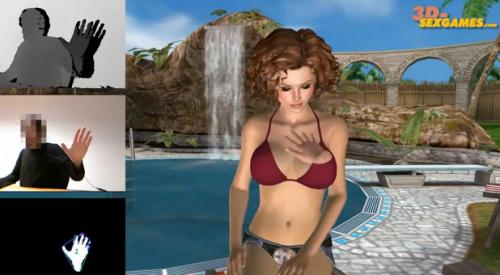 Was Microsoft wohl davon hält: Sex-Spiele für Kinect