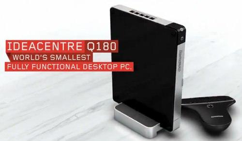 """Lenovo stellt ziemlich großen, """"kleinsten PC der Welt"""" vor. Das ginge noch kleiner!"""