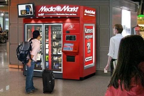 Süßigkeiten Automat Knacken