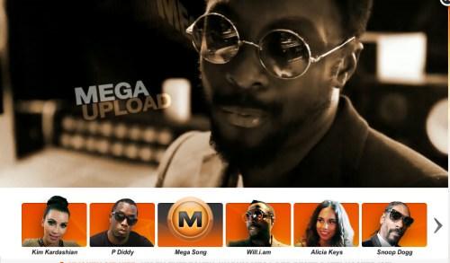 MegaUpload-Song