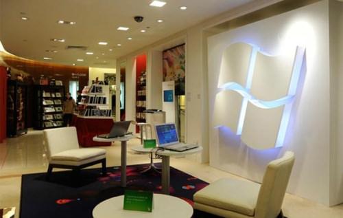 Microsoft Lounge