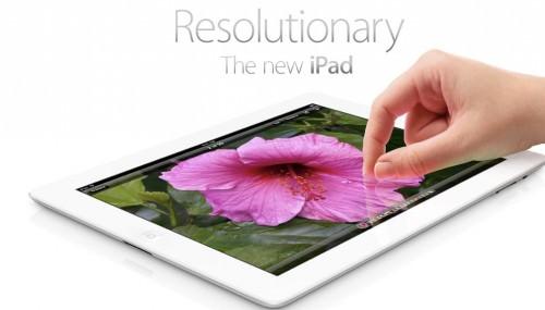Apple stellt neues iPad und neues Apple TV vor
