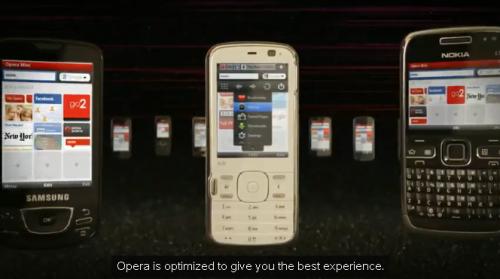 Opera: Finale Versionen des Mini 5 und Mobile 10 stehen zum Download bereit