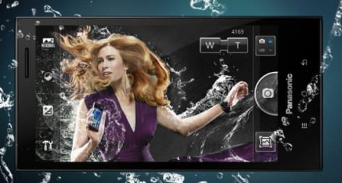 Eluga: Panasonic betritt den europäischen Smartphone-Markt