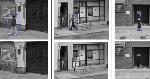 'Street View' kann kommen: Computersystem entfernt selbstständig Menschen von Fotos