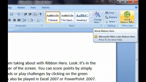 Ribbon Hero