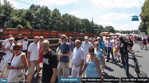 Street-View-Webspecial des WDR: Mit Gesichtern, aber ohne Datenschutz-Verletzung