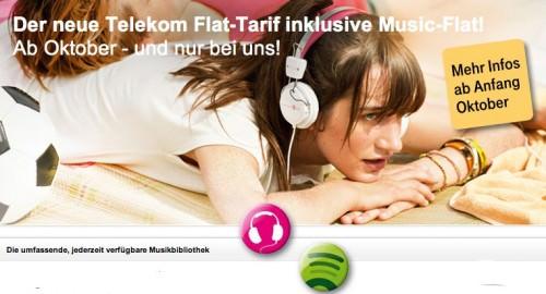 Telekom-Spotify-Kooperation: Einschränkung der Netzneutralität durch die Hintertür?