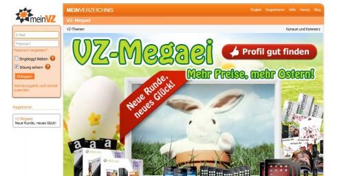 VZ-Netzwerke dementieren Verkaufsgerüchte, fallen hinter Xing zurück