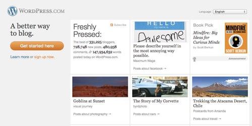 50000 Neue Blogs Täglich Und Endlich Einnahmen Wordpress Stellt