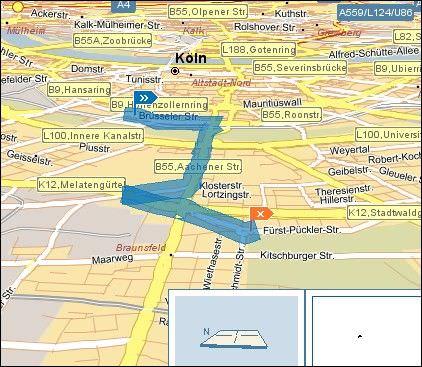 Köln wie es spamt und lacht
