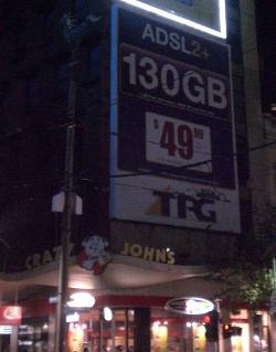ADSL2+ in Australien