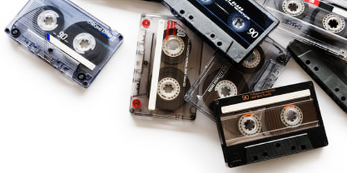 Basic Sunday: Audio Cassette