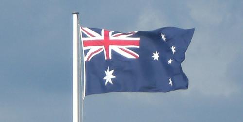 Australien Fahne