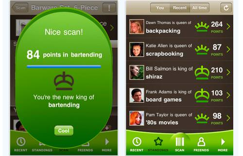 social game 39 barcode hero 39 vom strichcode scanner zum produkte k nig basic thinking. Black Bedroom Furniture Sets. Home Design Ideas