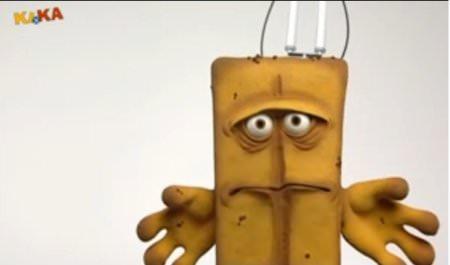 Bernd das Brot ist wieder da - Am Sonntag wurde er in einem Kellerverlies entdeckt.