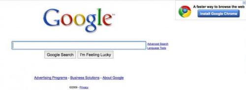 Werbung überall: Google startet die Chrome-Offensive
