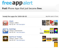 freeappalert