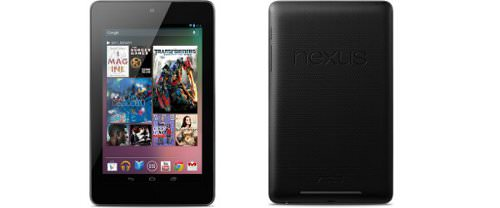 Alles neu von Google: Tablet PC Nexus 7, Apple TV-Konkurrenz Nexus Q und Android 4.1 Jelly Bean