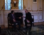Interview Loic Sarkozy