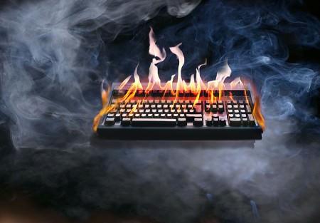 blog and burn