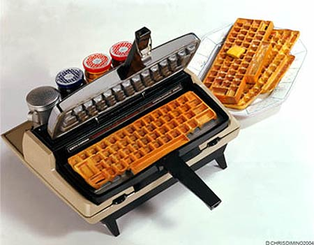 keyboard-waffeln
