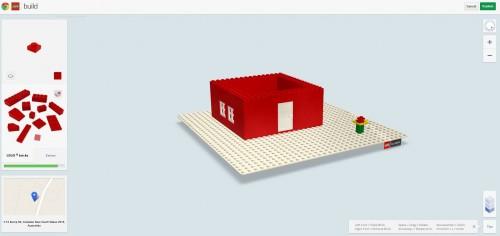 Schlechtes Wetter? Spiel mit Lego!