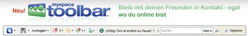 myspacetoolbar