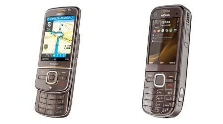 Neu von Nokia: 6710 navigator (links) und 6720 classic.