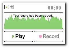 Odeo Recording