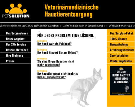 petsolution