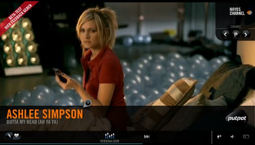 So sehen Videos im Putpat-Player aus.