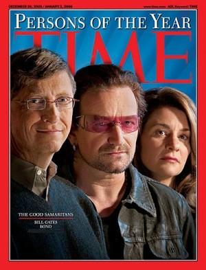 Times Magazin: Personen des Jahres 2005