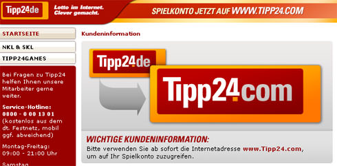 Lotto Tipp24 De