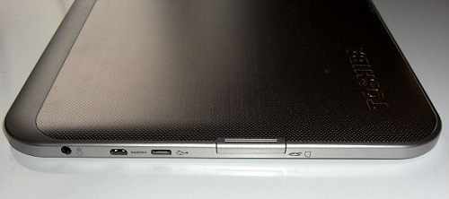 Hands on: Toshiba Tablet AT300 - was es kann und wo es hakt