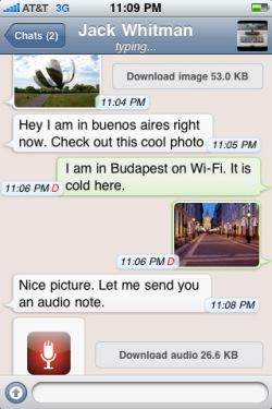 unternehmen it medien iphone wird was das geburtstagskind zu sagen hat .