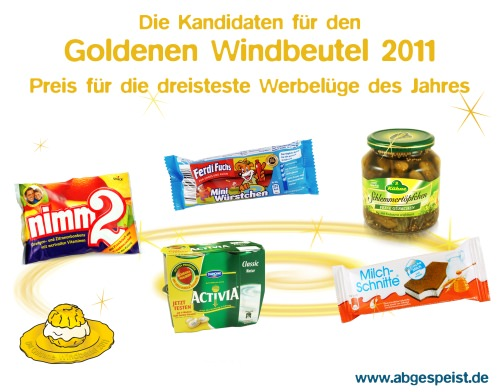 """Goldener Windbeutel 2011"""